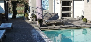 Verwarmd zwembad vanaf 15 april