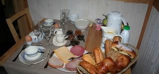 ontbijt ( enkel weekend)